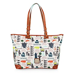 Star Wars: The Force Awakens Large Zip Shopper by Dooney & Bourke