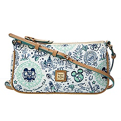 Disney Vacation Club Crossbody Pouchette by Dooney & Bourke