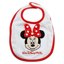 Minnie Mouse Bib for Baby - Walt Disney World