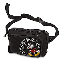 Mickey Mouse Convertible Crossbody Hip Pack - Disneyland
