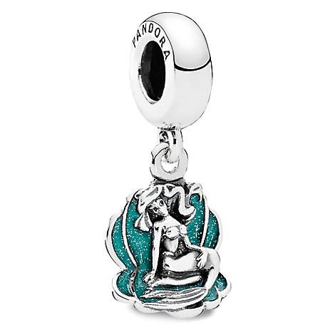 Ariel Charm By Pandora Charms Disney Store