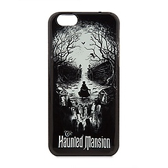 The Haunted Mansion Skull iPhone 6 Case - Glow in the Dark