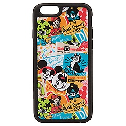 Mickey Mouse and Friends Retro Collage iPhone 6 Case
