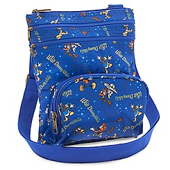 Mickey Mouse and Friends Storybook Crossbody Bag - Walt Disney World