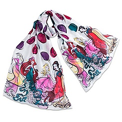 Disney Princess Runway Scarf