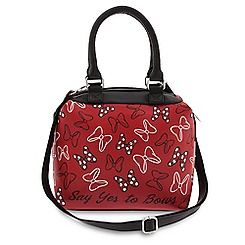 Minnie Mouse Satchel Crossbody Bag