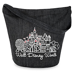 Walt Disney World Canvas Bag