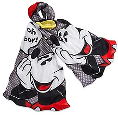 Mickey Mouse Scarf