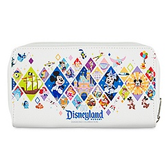 Mickey Mouse and Friends Wallet - Disneyland Diamond Celebration