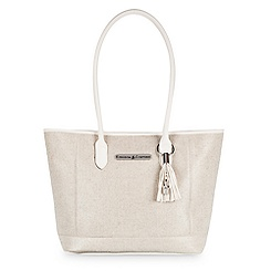 Kingdom Couture Collection Linen Tote
