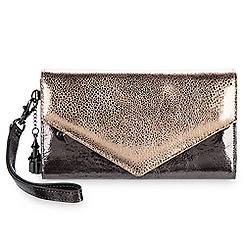 Kingdom Couture Collection Leather Wallet