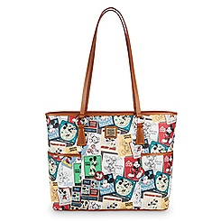 Mickey Thru the Years Shopper Tote by Dooney & Bourke