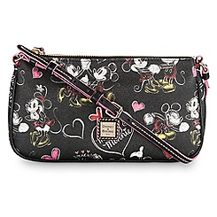 Romancing Minnie Lola Pouchette Bag by Dooney & Bourke