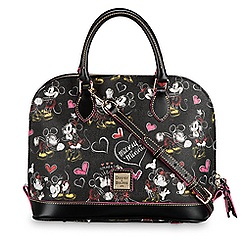 Romancing Minnie Zip Zip Satchel by Dooney & Bourke