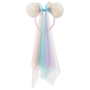 Minnie Mouse Ear Headband - Butterfly