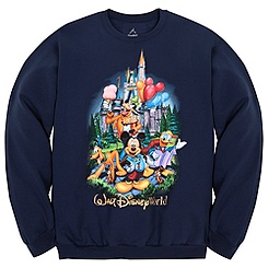 Walt Disney World Sweatshirt for Adults
