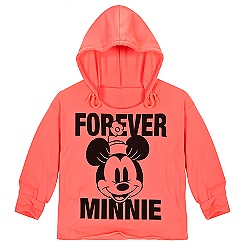 Minnie Mouse Hoodie for Women