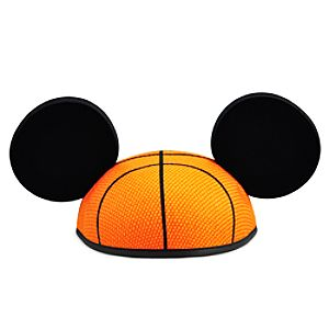 Basketball Mickey Mouse Ear Hat
