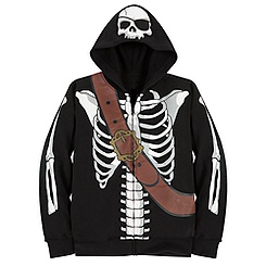 Costume Pirates of the Caribbean Hoodie for Adults. $59.95. Disney Parks ...