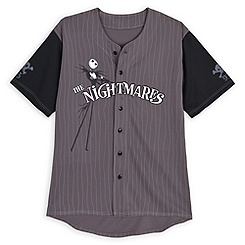 Jack Skellington Baseball Shirt for Men