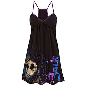 Racerback Jack Skellington Dress for Women