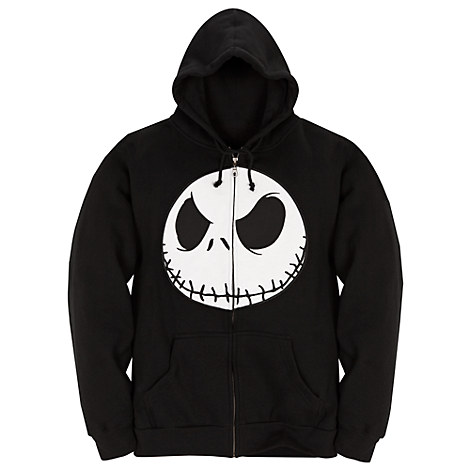Jack Skellington Hoodie for Adults