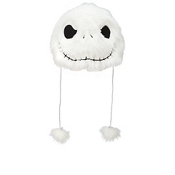 Fuzzy Jack Skellington Hat