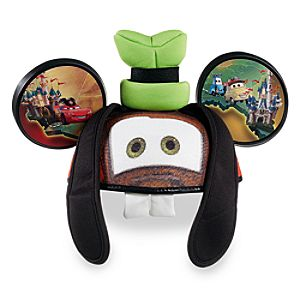 Tow Mater Goofy Ear Hat