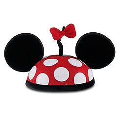 ''Best of Mickey Collection'' Minnie Mouse Ear Hat