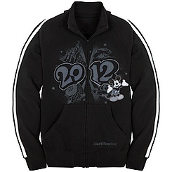 2012 Walt Disney World Track Jacket for Men