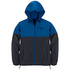 Walt Disney World Hooded Windbreaker Jacket for Men