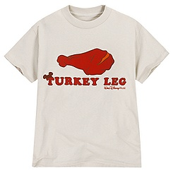Turkey Leg Tee for Adults - Walt Disney World