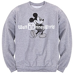 Mickey Mouse Sweatshirt for Adults