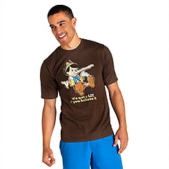 Pinocchio Tee for Adults