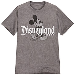 Mickey Mouse Tee for Men - Disneyland