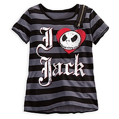 Jack Skellington Tee for Girls