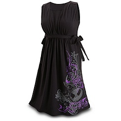 Jack Skellington Dress for Women