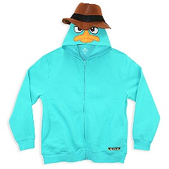 Agent P Hoodie for Men