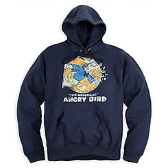 Donald Duck Hoodie for Adults