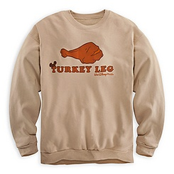 Turkey Leg Sweatshirt for Adults - Walt Disney World