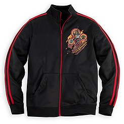 Sorcerer Mickey Mouse Track Jacket for Men - Walt Disney World 2013