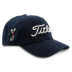Mickey Mouse Titleist Golf Cap for Adults - Navy