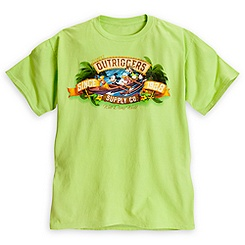 Outriggers Supply Co. Tee for Adults - Walt Disney World