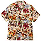 Mickey Mouse Hawaiian Holiday Shirt for Men