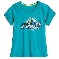 Mickey Mouse ''In Training'' Performance Tee for Women - RunDisney