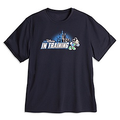 Mickey Mouse ''In Training'' Performance Tee for Adults - RunDisney