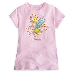 Tinker Bell Tee for Women - Disneyland