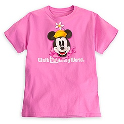 Minnie Mouse Peek-A-Boo Tee for Adults - Walt Disney World
