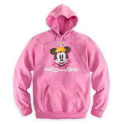 Minnie Mouse Peek-A-Boo Hoodie for Adults - Walt Disney World