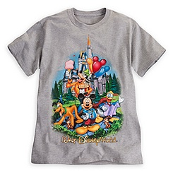 Storybook Tee for Adults - Walt Disney World